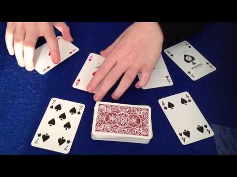 Lær At Trylle Med Kort