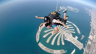 Vlog | Paracaidas en Dubai y el Edificio más alto del mundo! Burj Khalifa