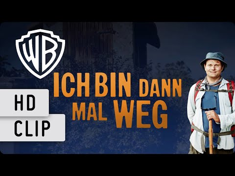 ICH BIN DANN MAL WEG - Clip Weltpremiere Deutsch HD German