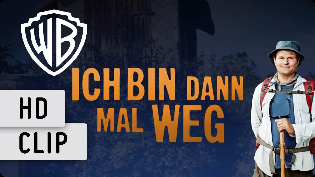 ich bin dann mal weg clip weltpremiere deutsch hd german youtube. Black Bedroom Furniture Sets. Home Design Ideas