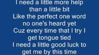 tongue tied-faber drive lyrics