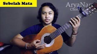 Chord Gampang (Sebelah Mata - Efek Rumah Kaca) by Arya Nara (Tutorial Gitar)