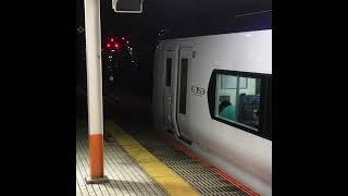 E353系特急あずさ新宿行 八王子発車