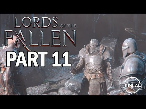 Lords of the Fallen Walkthrough Part 11 Citadel - Let's Play Gameplay