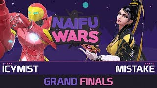 Grand finals of Naifu Wars #22! This event had 131 entrants. Full r...