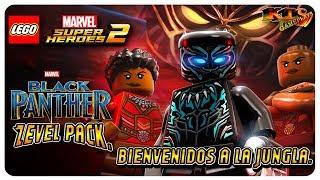 LEGO Marvel Super Heroes 2. Pantera Negra: Bienvenidos a la Jungla. [DLC]