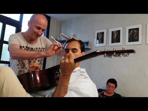 Shaving Blues