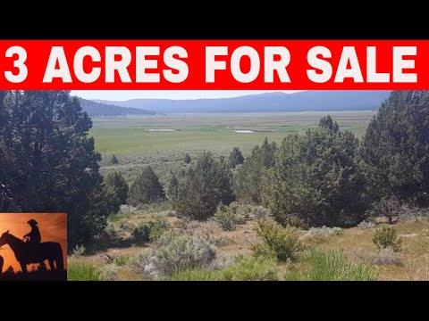 Oregon 3 Acres For Sale Owner Financing