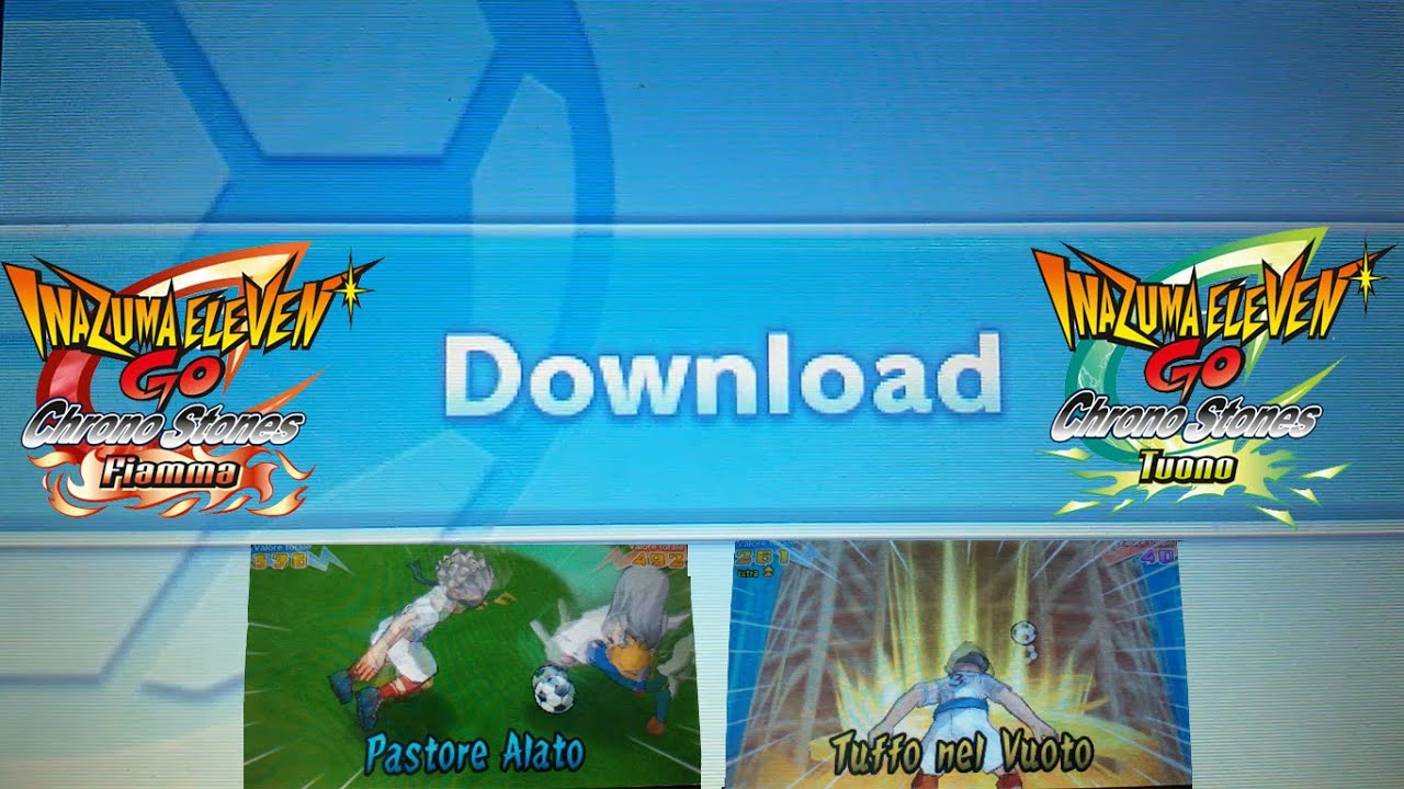 Inazuma eleven go chrono stone download