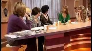 Enya - Loose Women Interview