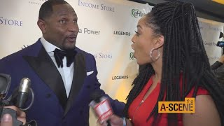 Ray Lewis speaks about hope awkward encounter at Super Bowl event