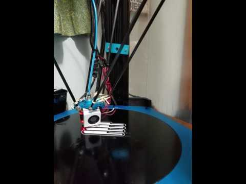 Little MOnster running a Duet Ethernet