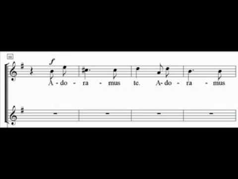 Vivaldi - Gloria - 3 - Laudamus te