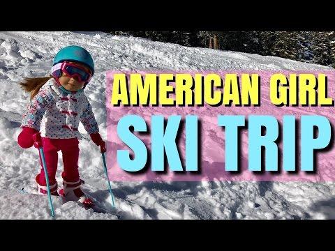 American Girl Ski Trip