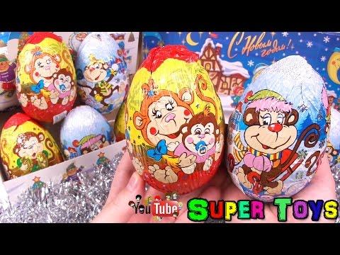 Видео, Вредный Киндер Сюрприз как испортить себе настроениеBad Super Giant KINDER SURPRISE Egg Toy
