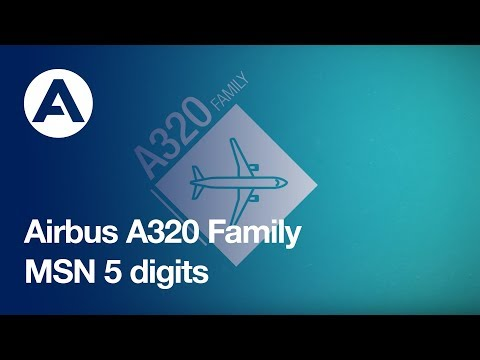 A320 Family: MSN 5 digits