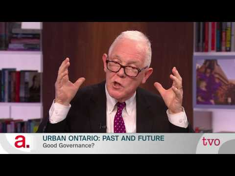 Urban Ontario: Past and Future