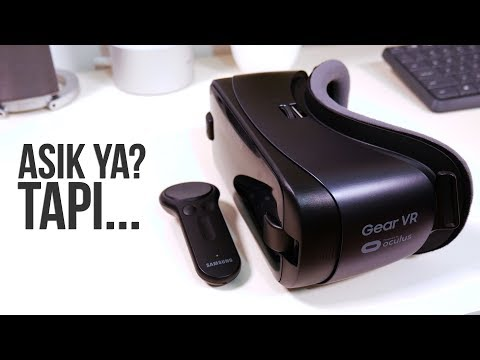 Review Samsung Gear VR 2017 Indonesia
