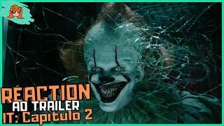 Reagindo ao Trailer de It: A Coisa 2