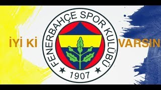 Repeat youtube video Harika FENERBAHÇE Bestesi