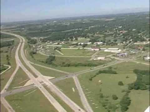 Paola, KS Aerial View