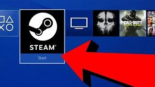 Как установить на ps4 steam бесплатно,возможно?Тянет все игры+ халявная cs:go и dota2.