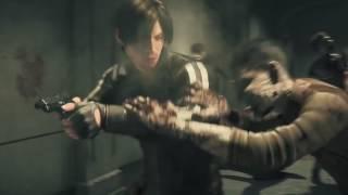 Resident Evil  Vendetta  Gun Fu