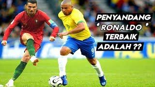 SIAPA PENYANDANG RONALDO TERBAIK! TOP GOL RONALDO CR7 VS RONALDO  NAZARIO
