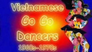 Vietnamese Go-Go Dancers 1960s & 1970s