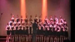 Bee Gees - Stayin'Alive -  MENINAS CANTORAS DE PETRÓPOLIS (Petropolis Girls's Choir-Brazil)