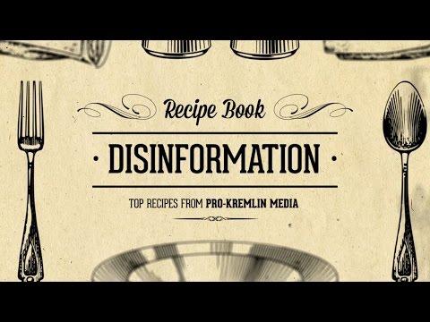 Top disinformation recipes of pro-Kremlin media