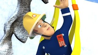 Fireman Sam full episodes | Sam's Helicopter Mountain Rescue 🔥Kids Movie | Videos for Kids