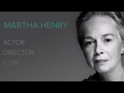 Martha Henry Legacy Award | Stratford Festival 2014