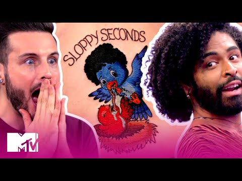 Will These 'Hot Mess' BFFs Survive These GIANT Tattoos?   How Far Is Tattoo Far?   MTV