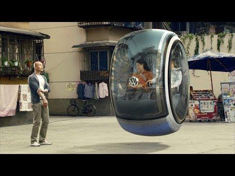 Volkswagen Hover Car (concept)