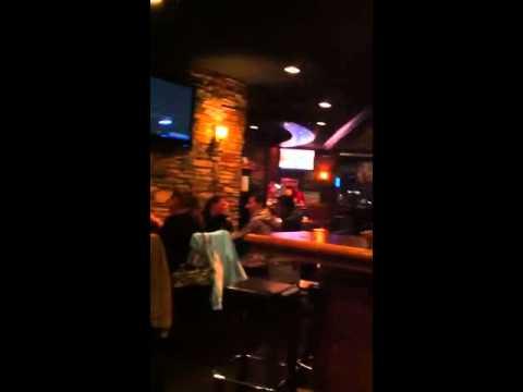 Karaoke night in Vancouver