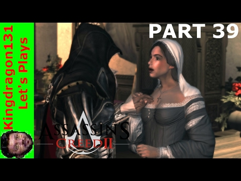 Assassin's Creed 2 part 39: Sex Church (facecam + commentary) La rosa della virtu