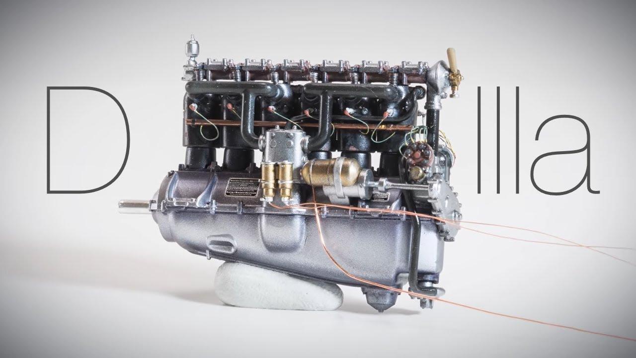 HowTo: Improve the Mercedes D.IIIa - YouTube