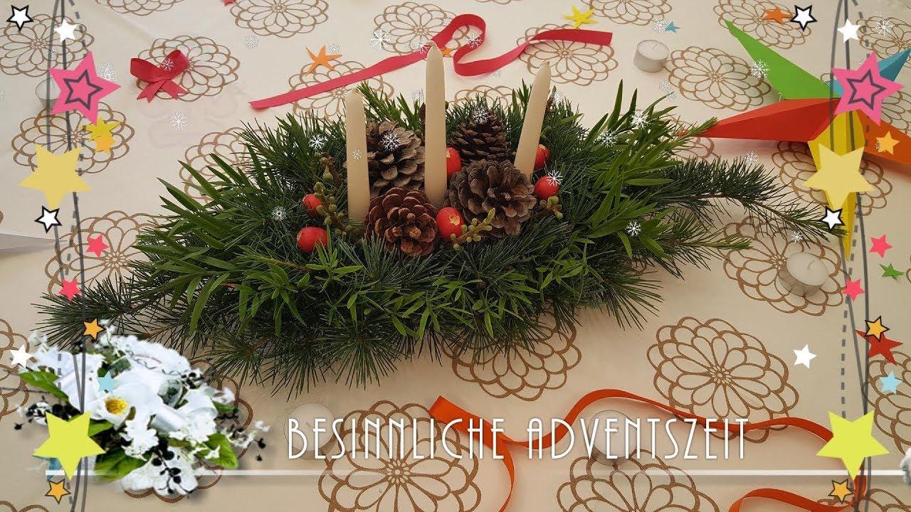 Adventskranz Basteln Diy Selber Machen Weihnachtsdeko Trend 2017 How To Deko Kitchen