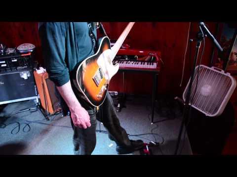 Beyond Backstage - Richie Kotzen - Secret Equipment- Rig Run Around