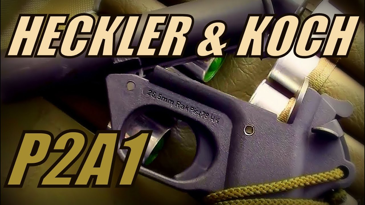 Heckler & Koch P2A1 Flare Gun