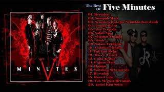 Download Five Minutes   Full Album  Lagu Pilihan Terbaik Five Minutes
