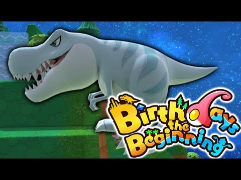 COOLEST T-REX! | Birthdays The Beginning #4