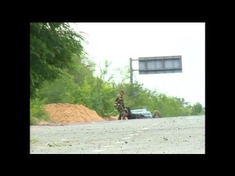 Ukraine: Dramatic Video Shows Russian Journalists Killed by Mortar Fire
