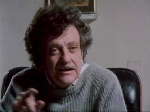 Kurt Vonnegut interview on His Life and Career (1983)