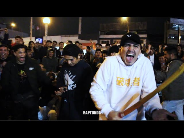 CALERO SHINTO vs. MEY ANDREA: Octavos - Fecha 2vs2 - Raptonda 2019 (BATALLÓN)