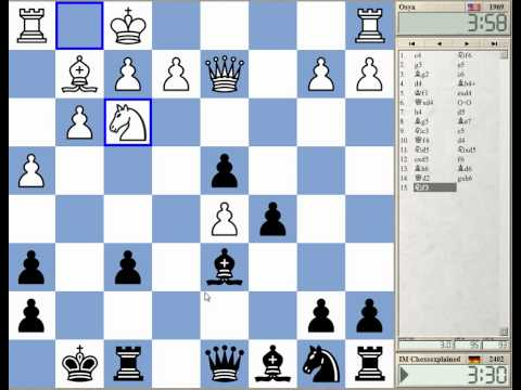 Blitz Chess #650 with Live Comments English Opening Keres Line
