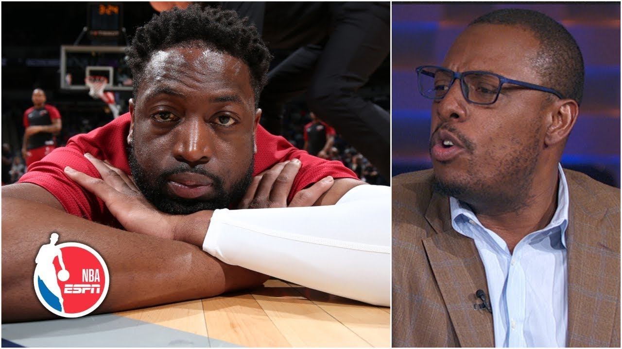 Paul Pierce says he had a better career than Dwyane Wade: 'That's easy'