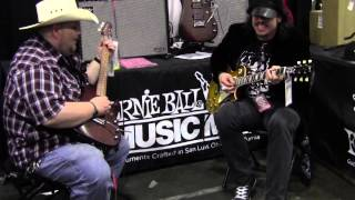 Johnny Hiland and Lance Lopez Jam