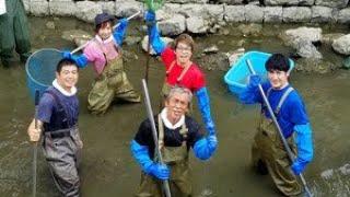 寺島進、ジャンプした幻の巨大魚を捕獲!... 2 日 に 放 送 さ れ る テ ...